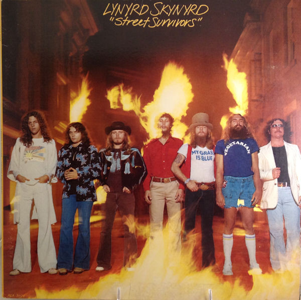 Lynyrds street survivors original