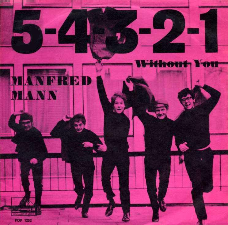 Manfred mann firt single 54321