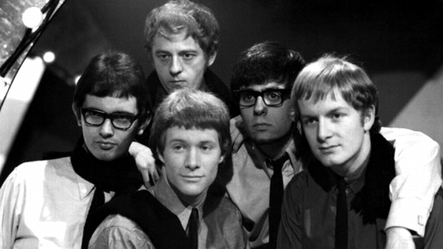 Manfred mann the mann hugg blues band