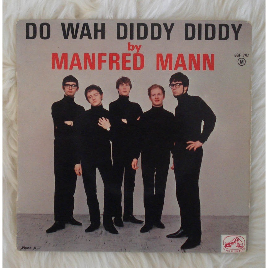 Manfred manndo wah diddy diddy 1964