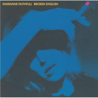 Marianne faithfull broken english 86