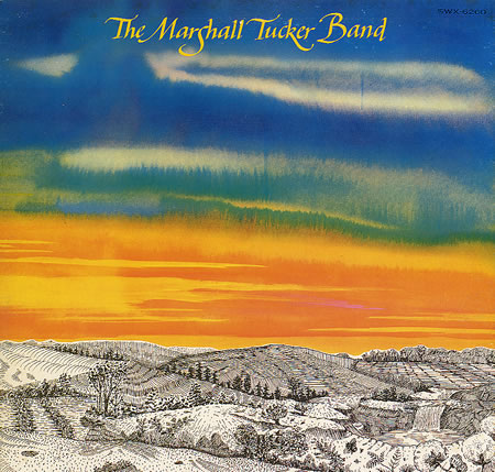 Marshall tucker band lp 71