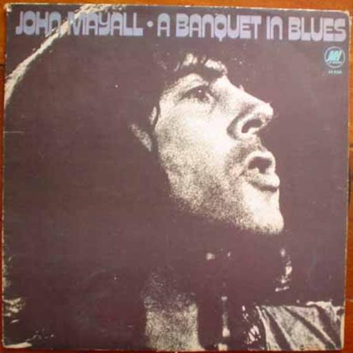 Mayall a banquet in blues