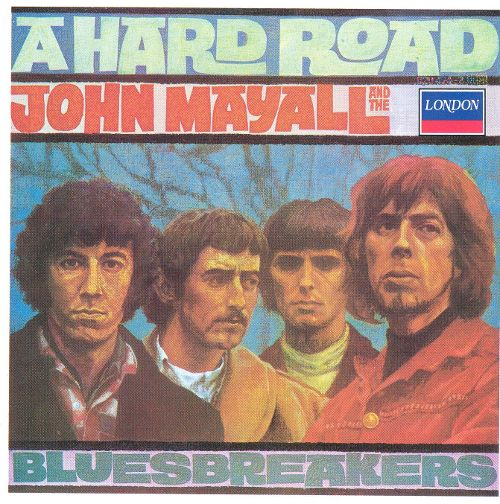 Mayall a hard road
