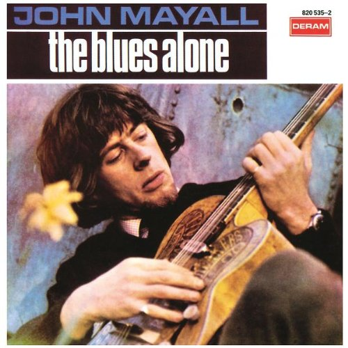 Mayall the blues alone