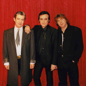 Mick taylor chris spedding et dick rivers