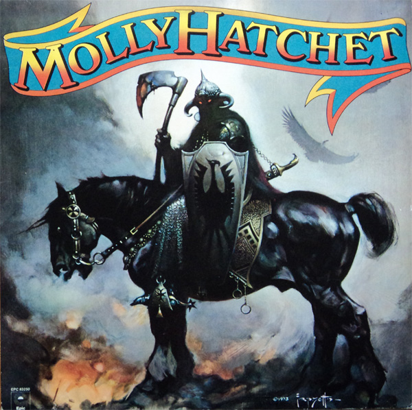 Molly hatchet lp 78