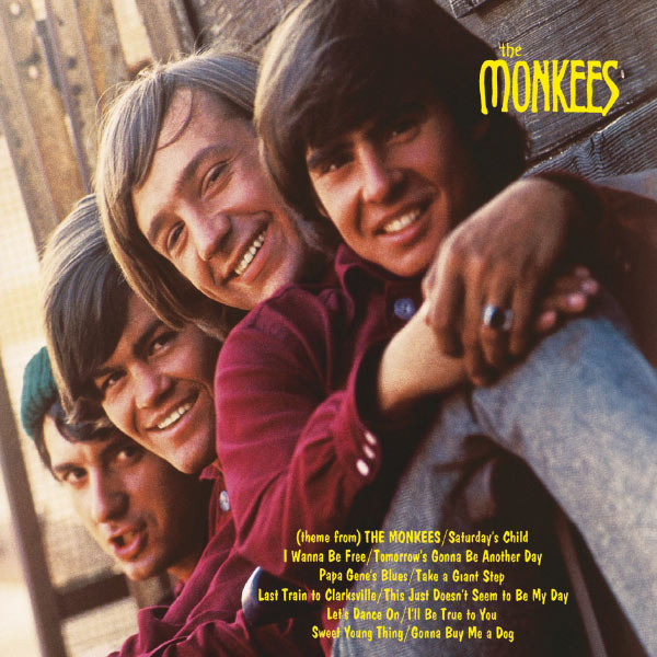 Monkees lp 1966