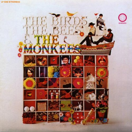 Monkees the birds the bees