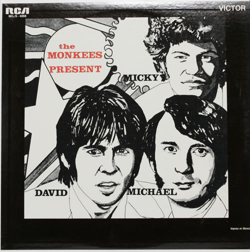 Monkees the monkees present