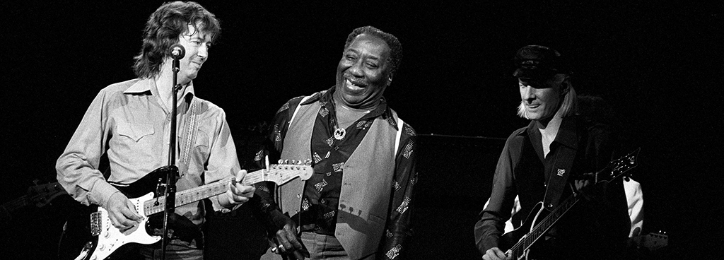 Muddy waters clapton winter