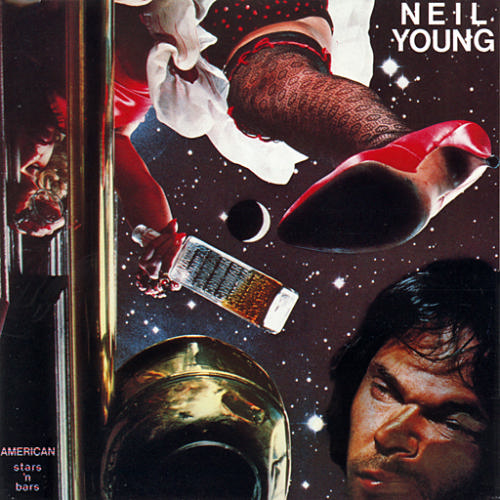 Neil young american stars