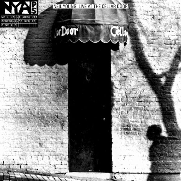 Neil young live at the cellar door
