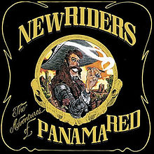 New riders panama red