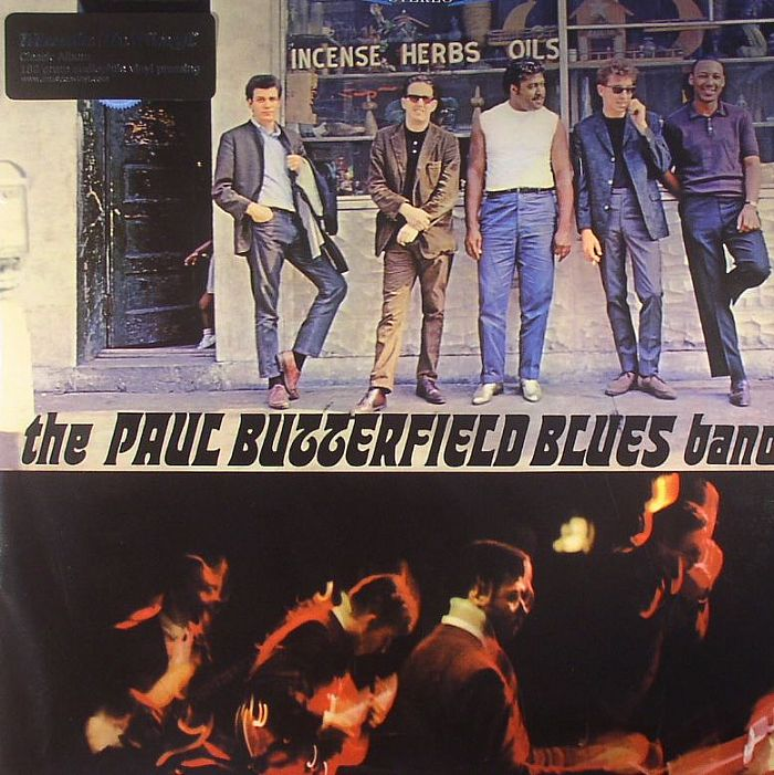 Paul butterfield blues band lp 1965