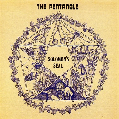 Pentangle solomon s seal