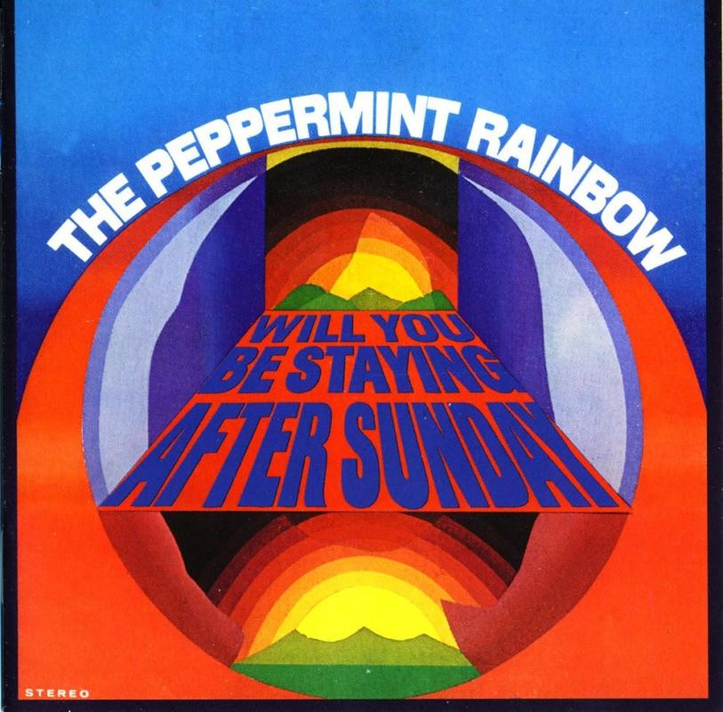 Peppermint rainbow lp