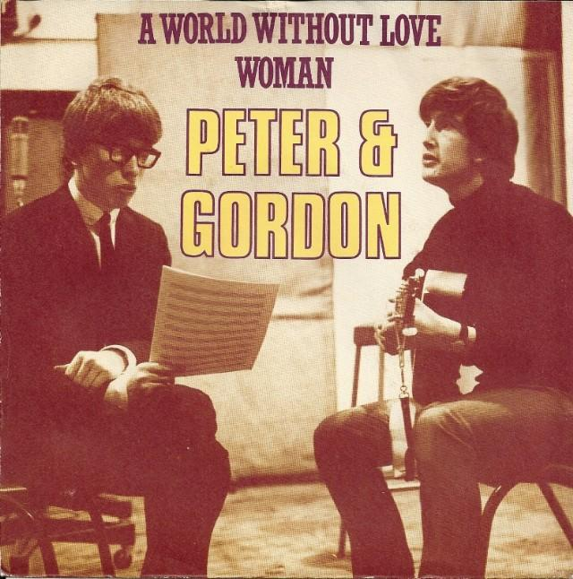 Peter gordon a world without love 64