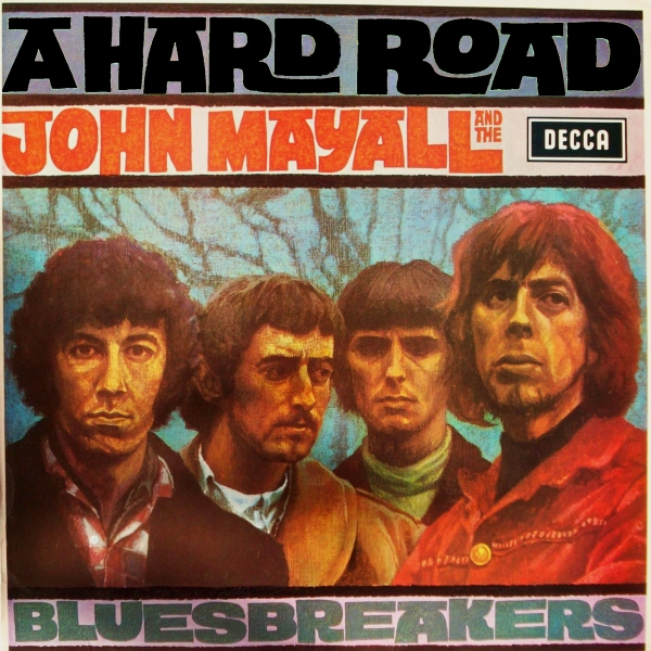 Peter green bluesbreakers a hard road