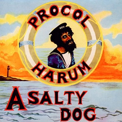 Procol harum a salty dog 69