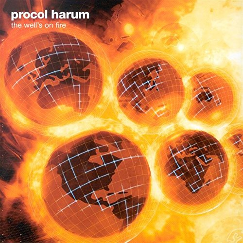 Procol harum last lp the well s on fire 2003