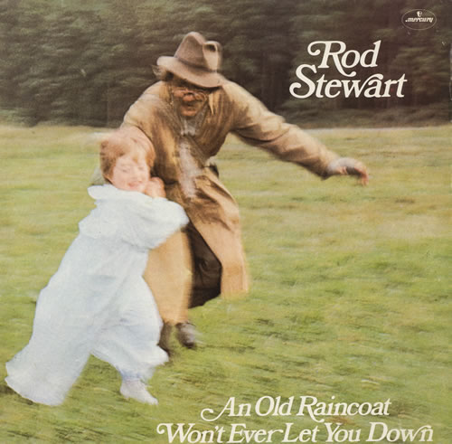 Rod stewart an old raincoat