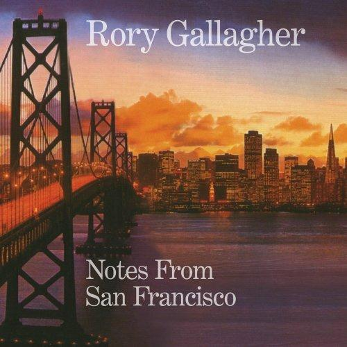 Rory gallagher notes from san francisco