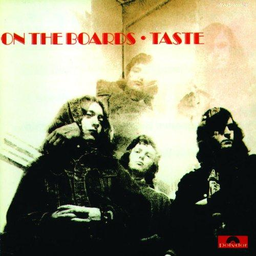 Rory gallagher taste on the boards