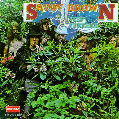 Savoy brown a step further