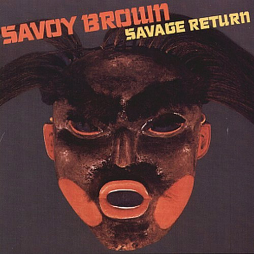 Savoy brown return