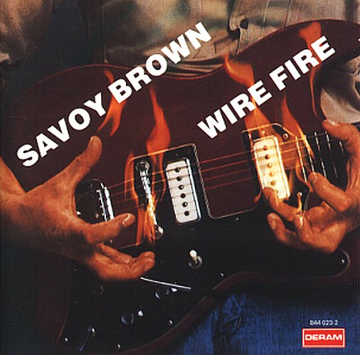 Savoy brown wire
