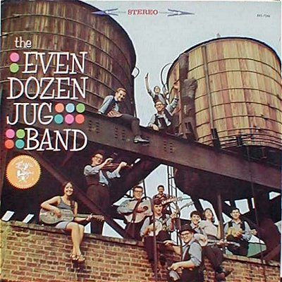 Sebastian the even dozen jug band lp 1964