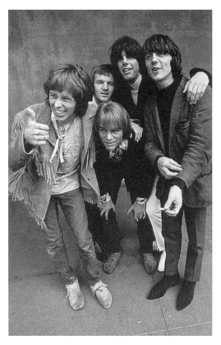 Skip spence moby grape