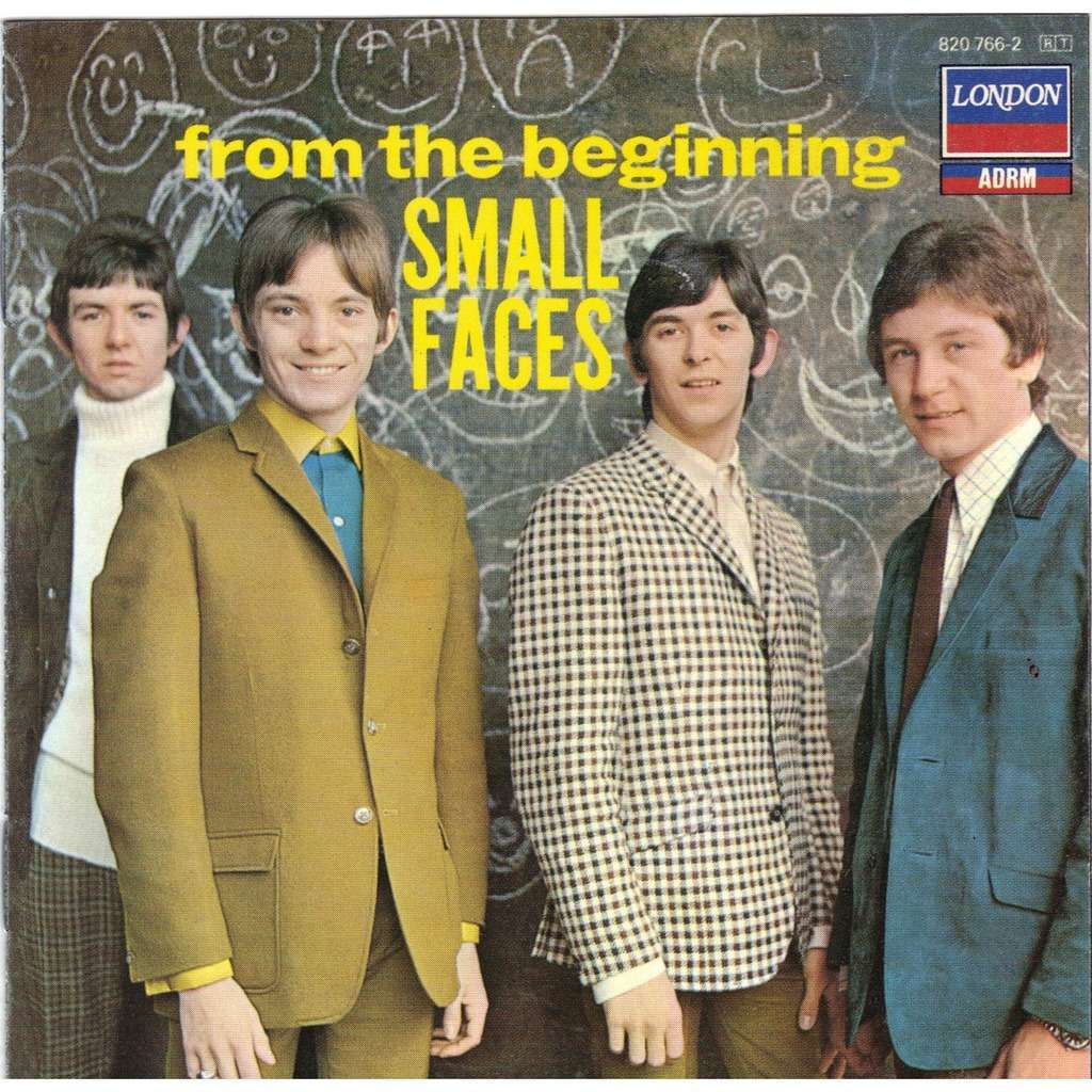 Small faces from the beginning 1967