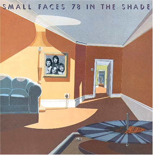 Small faces in the shade 1978