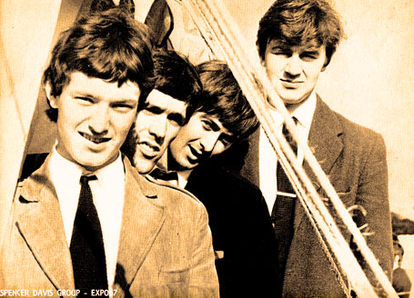 Spencer davis group 4