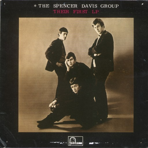 Spencer davis group first lp 65