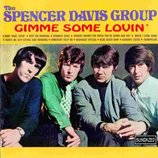 Spencer davis group gimme