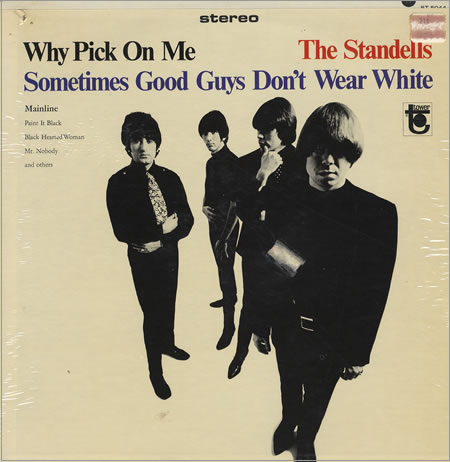 Standells why pick on me 1966