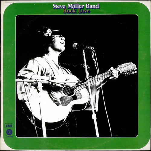 Steve miller band rock love