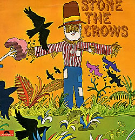 Stone the crows lp 70