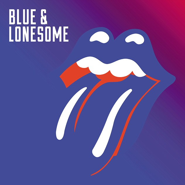 Stones blue lonesome