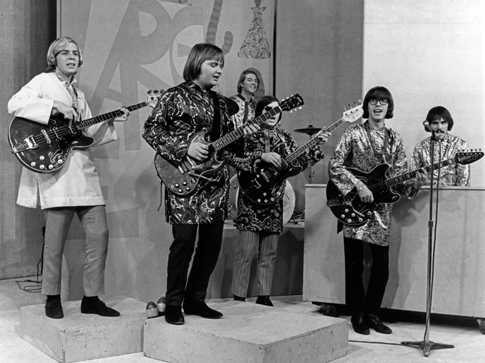 Strawberry alarm clock 1
