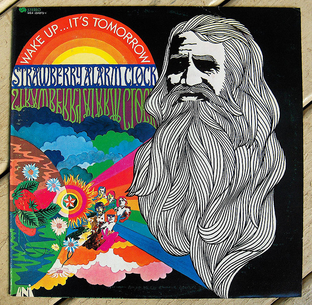 Strawberry alarm clock wake up it s tomorrow