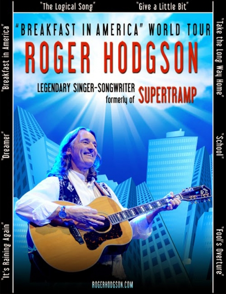 Supertramp de hodgson