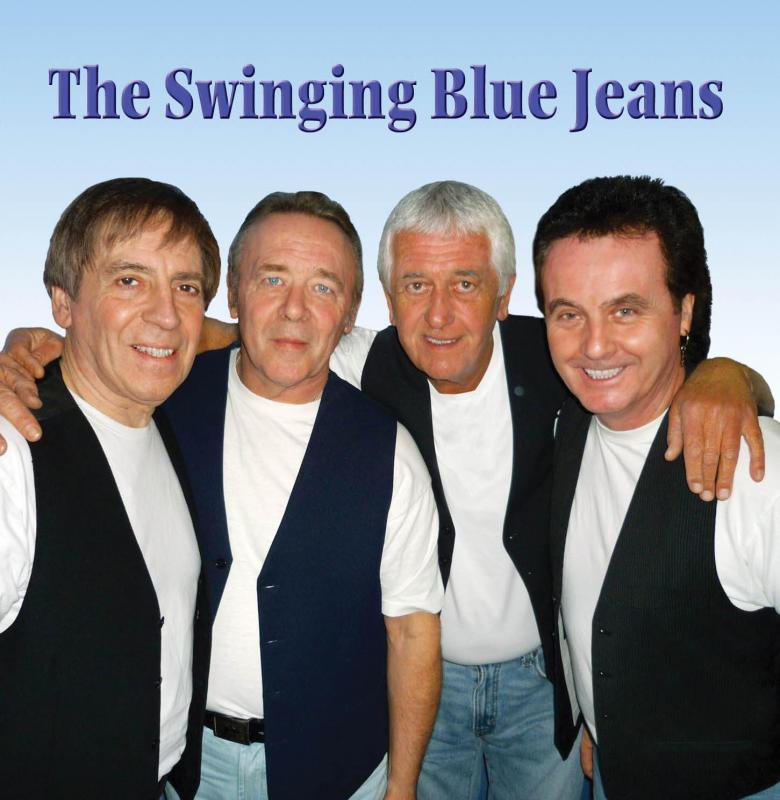 Swinging blue jeans now