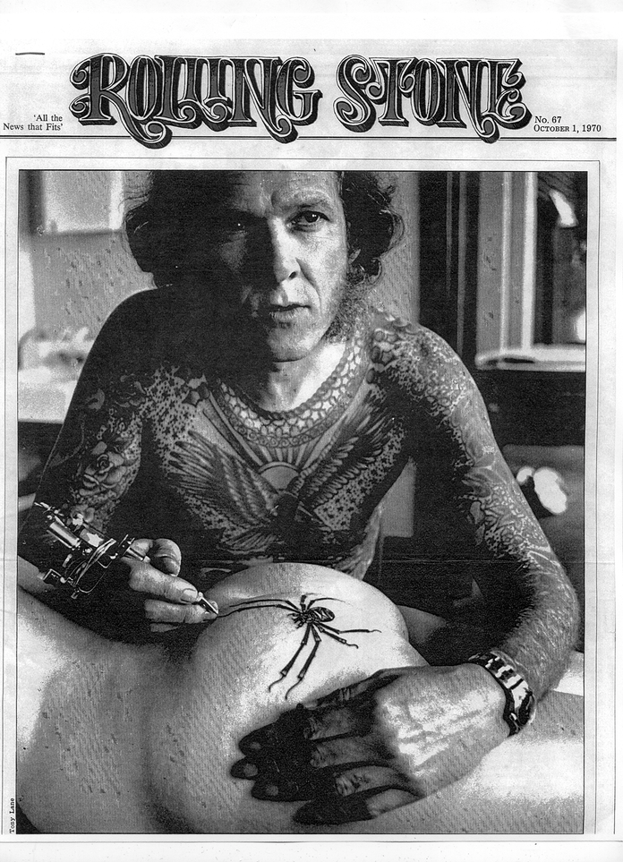 Tatouage janis lyle tuttle rs 1970