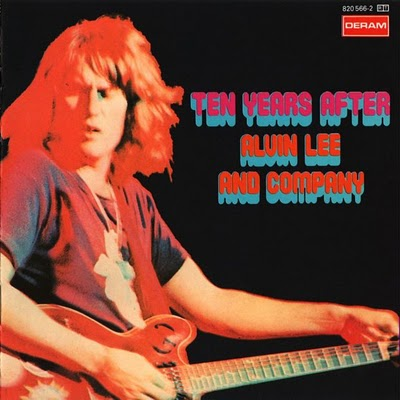 Ten years after alvin lee company