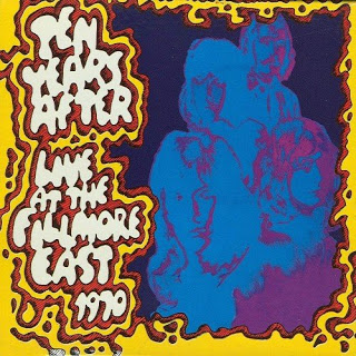 Ten years after live fillmore 70