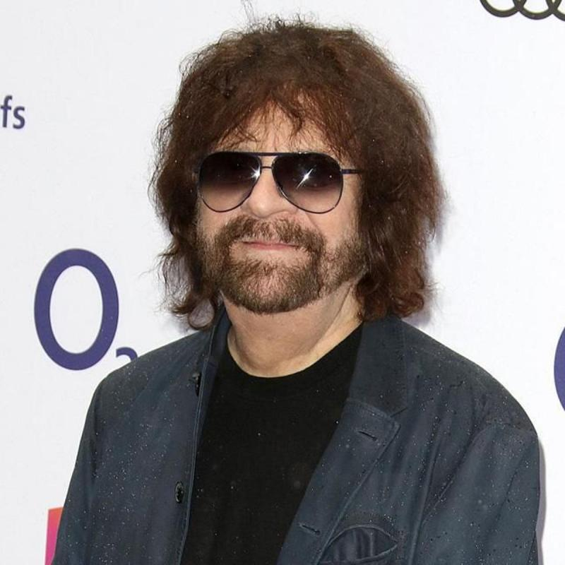 The idle race jeff lynne portrait